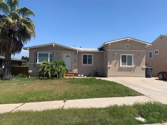 701 N. Cuyamaca Street, El Cajon, CA 92020 (#NDP2105121) :: Team Forss Realty Group