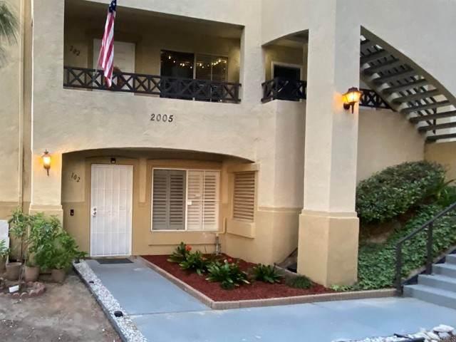 2005 Lakeridge Circle #102, Chula Vista, CA 91913 (#PTP2103157) :: The Legacy Real Estate Team