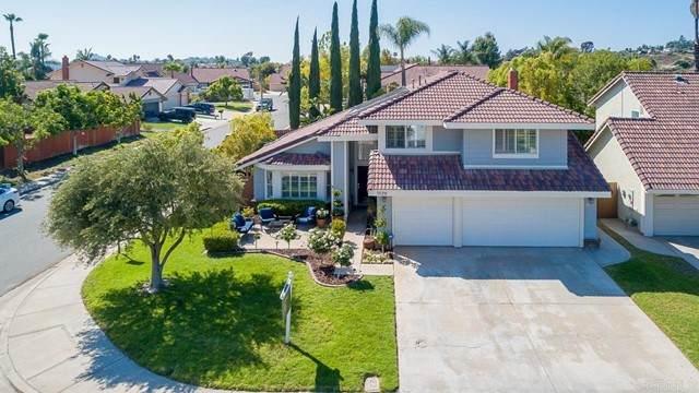 1826 Bearcat Lane, El Cajon, CA 92019 (#PTP2103159) :: The Legacy Real Estate Team