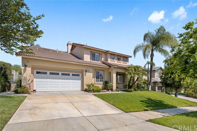 4148 Forest Highlands Circle, Corona, CA 92883 (#EV21099066) :: The Stein Group