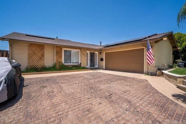 672 Mahogany, El Cajon, CA 92019 (#NDP2105133) :: The Legacy Real Estate Team