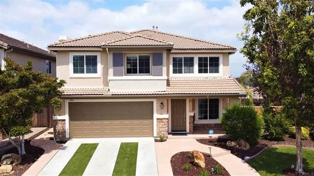 884 Via La Venta, San Marcos, CA 92069 (#PTP2103164) :: The Legacy Real Estate Team