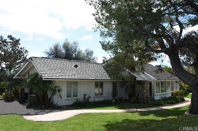 5333 Los Mirlitos, Rancho Santa Fe, CA 92067 (#NDP2105143) :: The Legacy Real Estate Team