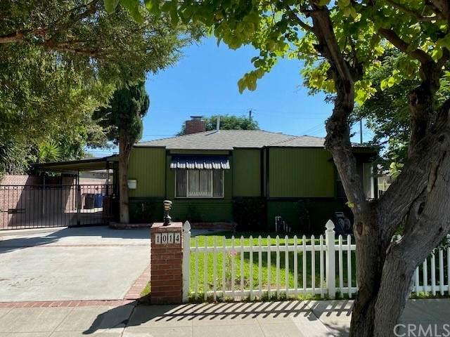1014 N Evergreen Street, Burbank, CA 91505 (#BB21089607) :: The Legacy Real Estate Team
