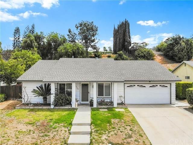 1748 Fern Hollow Drive, Diamond Bar, CA 91765 (#OC21074770) :: The Legacy Real Estate Team