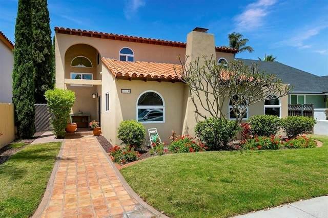 310 B Avenue, Coronado, CA 92118 (#PTP2103185) :: The Stein Group