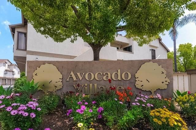 3645 Avocado Village Ct #108, La Mesa, CA 91941 (#PTP2103195) :: The Legacy Real Estate Team