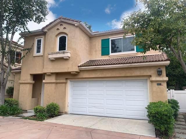 1124 La Vida Court #22, Chula Vista, CA 91915 (#PTP2103198) :: The Legacy Real Estate Team