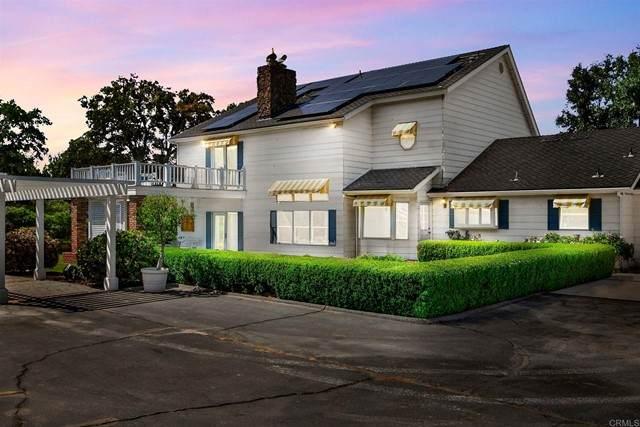 1264 Little Oaks Lane, Alpine, CA 91901 (#PTP2103234) :: SunLux Real Estate