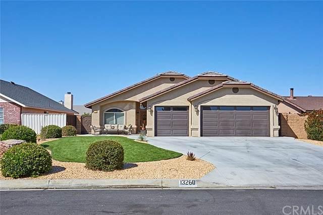 13260 Meteor Drive, Victor Valley, CA 92395 (#EV21102294) :: Keller Williams - Triolo Realty Group