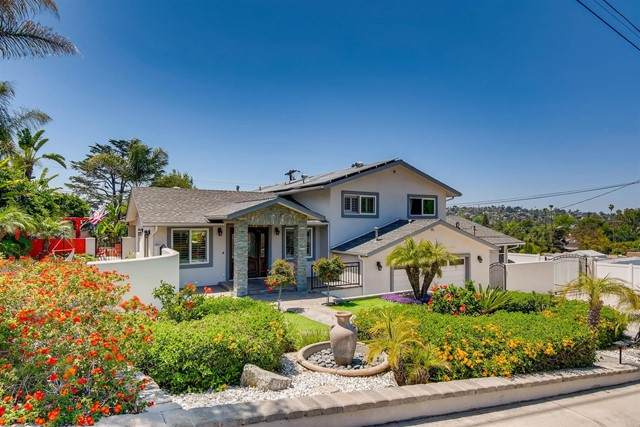1720 Coconut Lane, El Cajon, CA 92021 (#PTP2103265) :: Wannebo Real Estate Group