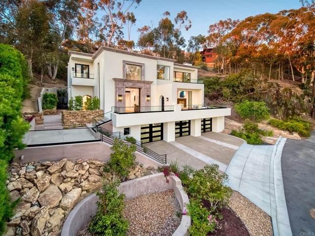 7235 Carrizo Drive, La Jolla, CA 92037 (#NDP2105311) :: Dannecker & Associates