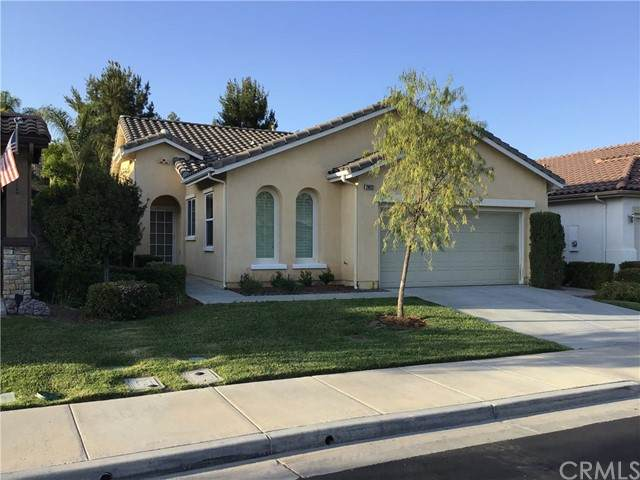 28032 Whisperwood Drive, Menifee, CA 92584 (#SW21102940) :: Wannebo Real Estate Group