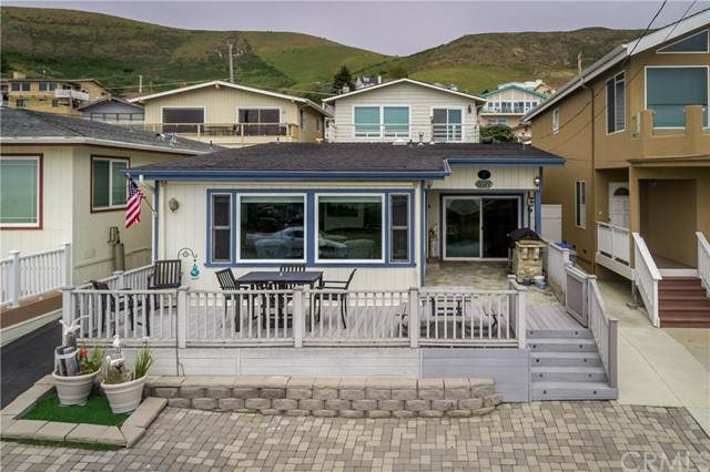 3517 Ocean Boulevard, Cayucos, CA 93430 (#SC21102319) :: Keller Williams - Triolo Realty Group