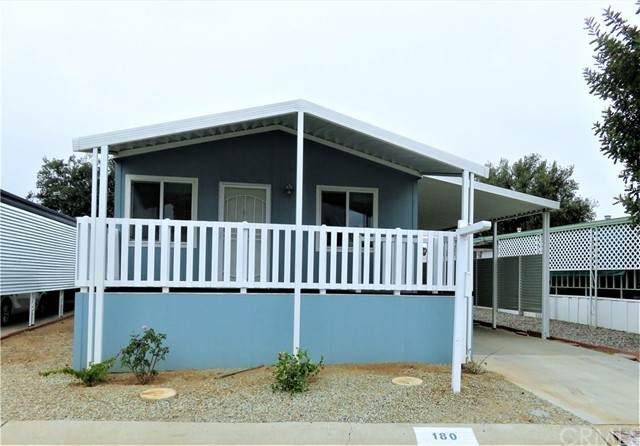 27601 Sun City #180, Menifee, CA 92586 (#SW21104239) :: SunLux Real Estate