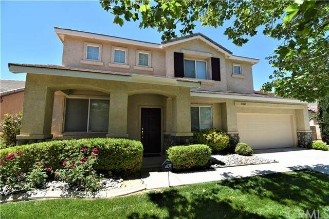 45667 21st Street, Lancaster, CA 93536 (#TR21104496) :: The Stein Group