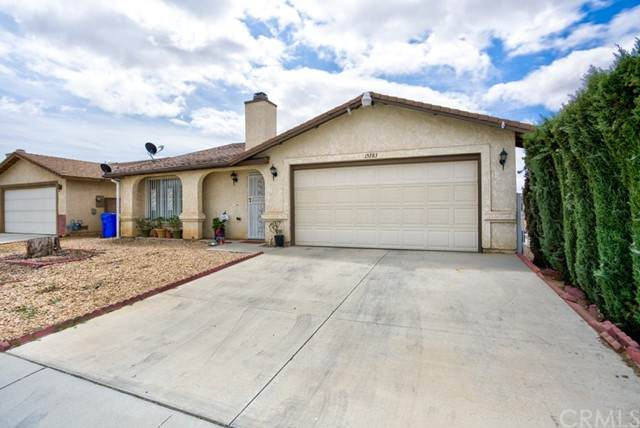 15783 Sandalwood Lane, Victorville, CA 92395 (#WS21034695) :: The Mac Group