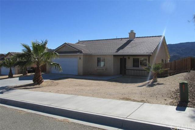 71547 Sunflower Drive, 29 Palms, CA 92277 (#SW21104803) :: San Diego Area Homes for Sale