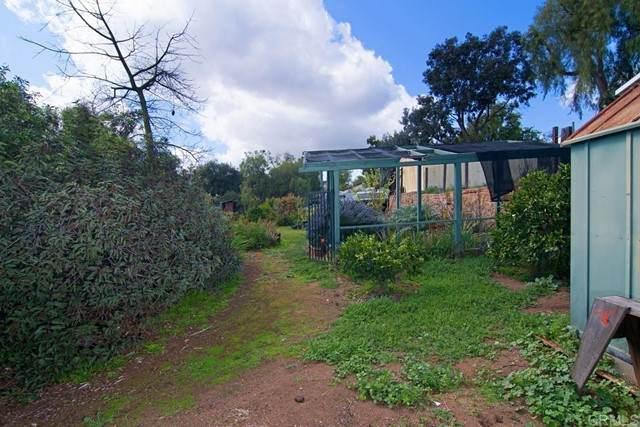 355 Lento Lane Land, El Cajon, CA 92021 (#NDP2105402) :: PURE Real Estate Group