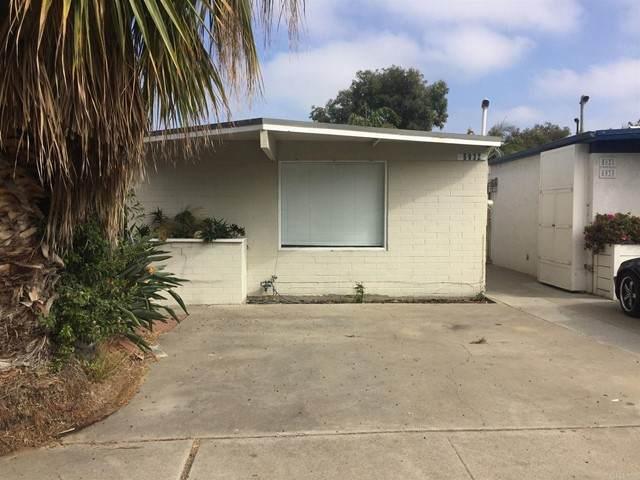 5032 W Point Loma Blvd, Ocean Beach (San Diego), CA 92107 (#PTP2103345) :: Dannecker & Associates