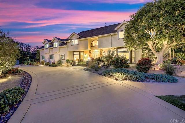 1225 Rancho Encinitas Drive, Encinitas, CA 92024 (#NDP2105438) :: Keller Williams - Triolo Realty Group