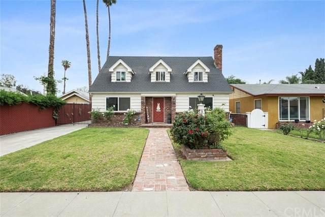 3520 Rosewood Place, Riverside, CA 92506 (#CV21105643) :: Keller Williams - Triolo Realty Group