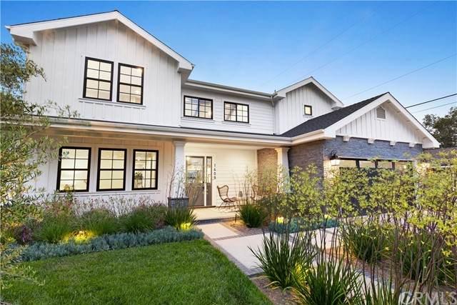 1409 Priscilla Lane, Newport Beach, CA 92660 (#OC21105628) :: The Stein Group