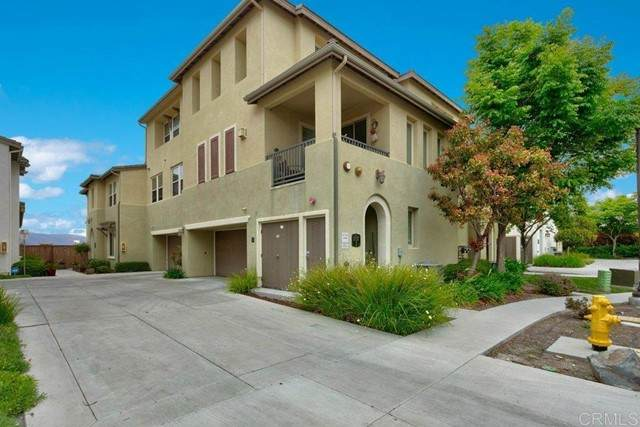 1737 Cripple Creek Drive #2, Chula Vista, CA 91915 (#PTP2103474) :: Zember Realty Group