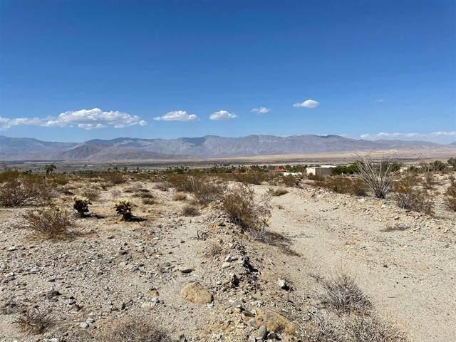 0 Trail Shrine, Borrego Springs, CA 92004 (#NDP2105652) :: Team Forss Realty Group