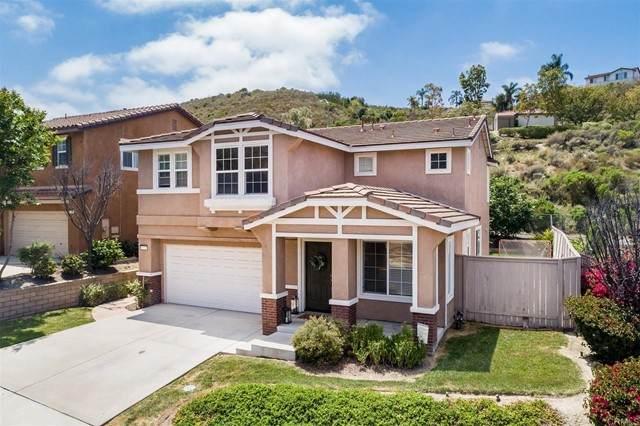 185 Canyon Creek Way, Oceanside, CA 92057 (#NDP2105675) :: Keller Williams - Triolo Realty Group
