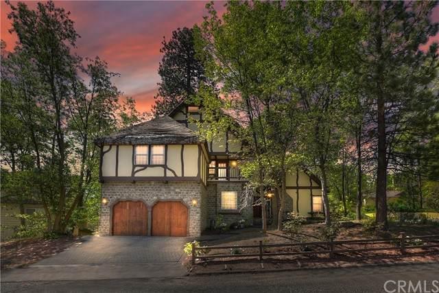 28107 Lachen Road, Lake Arrowhead, CA 92352 (#EV21076009) :: The Stein Group