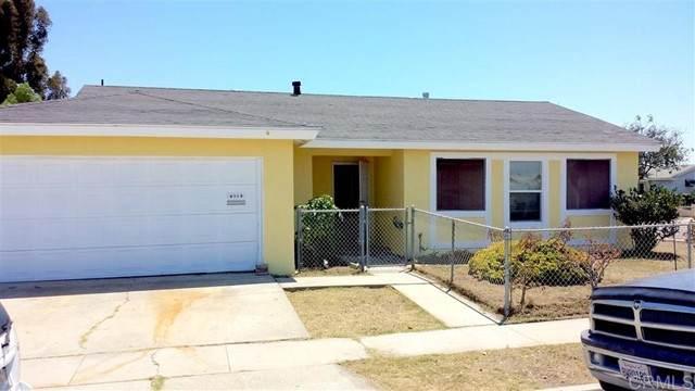 7501 Prairie Mound Way, San Diego, CA 92139 (#PTP2103516) :: Dannecker & Associates