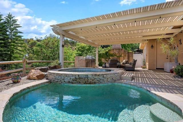 2560 Wilt Rd, Fallbrook, CA 92028 (#NDP2105702) :: SunLux Real Estate