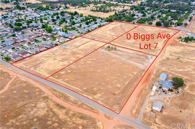 0 Biggs (Lot 7 Blk 115), Oroville, CA 95965 (#SN21108101) :: Wannebo Real Estate Group