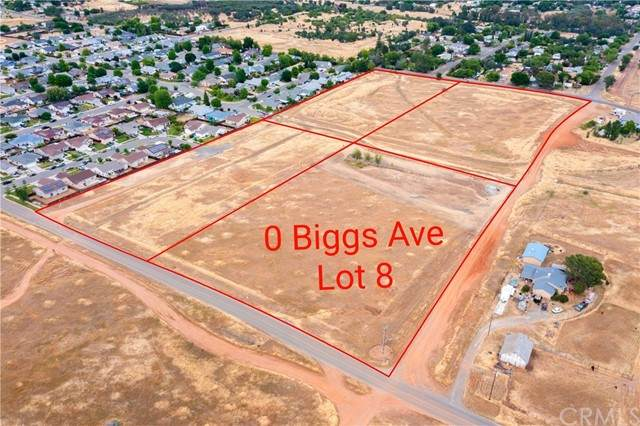 0 Biggs (Lot 8 Blk 115), Oroville, CA 95965 (#SN21108093) :: Wannebo Real Estate Group