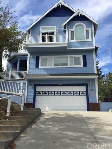 506 Emerald Drive, Lake Arrowhead, CA 92352 (#PW21110487) :: The Stein Group
