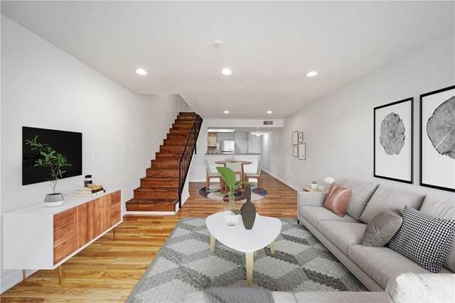 1017 W Bishop Street J, Santa Ana, CA 92703 (#OC21112210) :: Dannecker & Associates