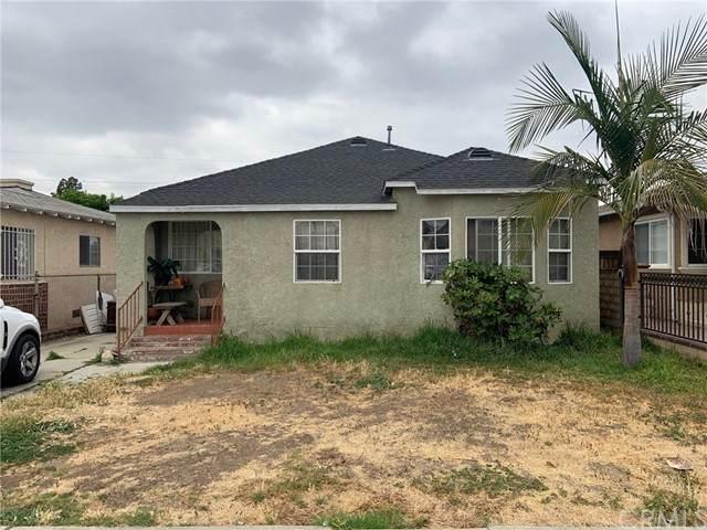 409 Oakford Drive, Los Angeles, CA 90022 (#PW21106165) :: Keller Williams - Triolo Realty Group