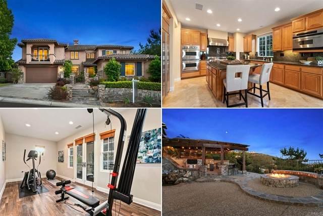 1417 Schoolhouse Way, San Marcos, CA 92078 (#NDP2105828) :: Dannecker & Associates
