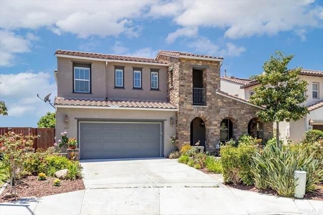 1405 Horizon Ct, San Marcos, CA 92078 (#NDP2105949) :: Carrie Filla & Associates