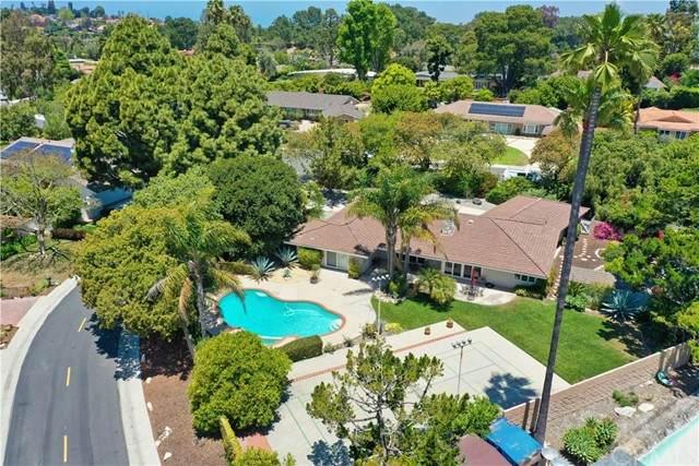 2 Amber Sky Drive, Rancho Palos Verdes, CA 90275 (#SB21108223) :: The Stein Group