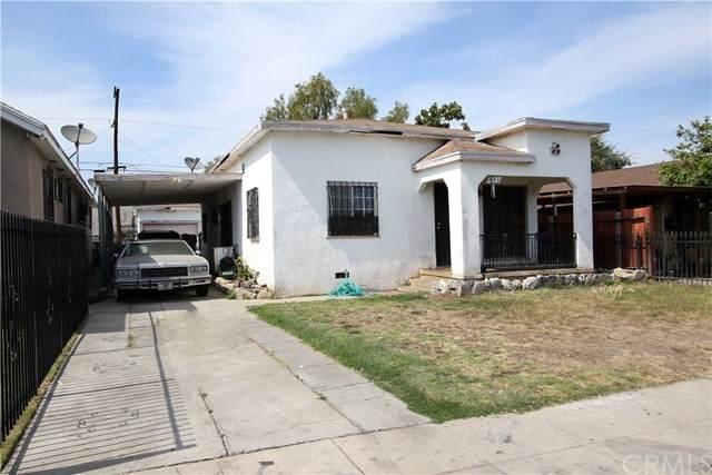 843 E 109th Street, Los Angeles, CA 90059 (#SB21118213) :: SunLux Real Estate