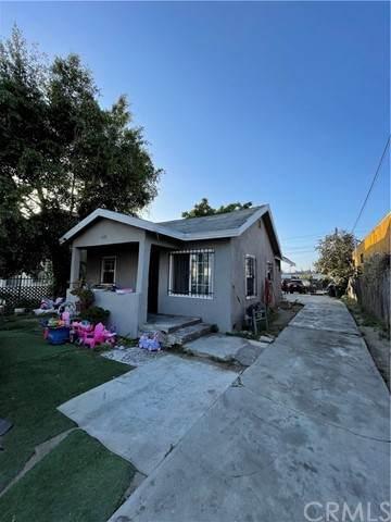 1647 E 53rd Street, Los Angeles, CA 90011 (#DW21118627) :: Compass
