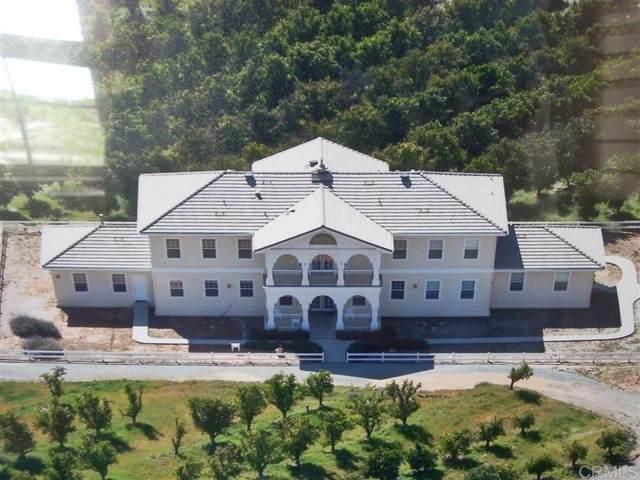 15420 Manzanita Ranch Road, Ramona, CA 92065 (#NDP2106191) :: PURE Real Estate Group