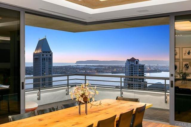 700 Front St 2403,2404,2405, San Diego, CA 92101 (#NDP2106210) :: SunLux Real Estate