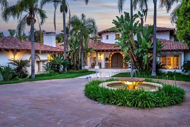 6063 Avenida Alteras, Rancho Santa Fe, CA 92067 (#NDP2106252) :: The Stein Group