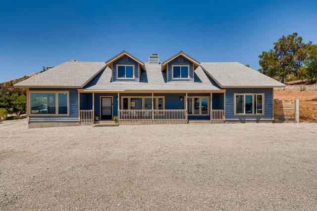 2060 Valley Rim, El Cajon, CA 92019 (#PTP2103821) :: SunLux Real Estate