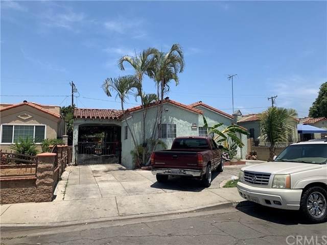 3037 Cudahy Street, Huntington Park, CA 90255 (#DW21119600) :: SD Luxe Group
