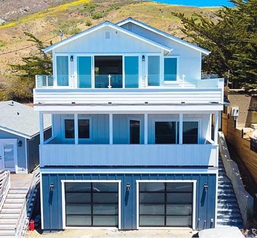 915 Park Avenue, Cayucos, CA 93430 (#NS21120643) :: PURE Real Estate Group