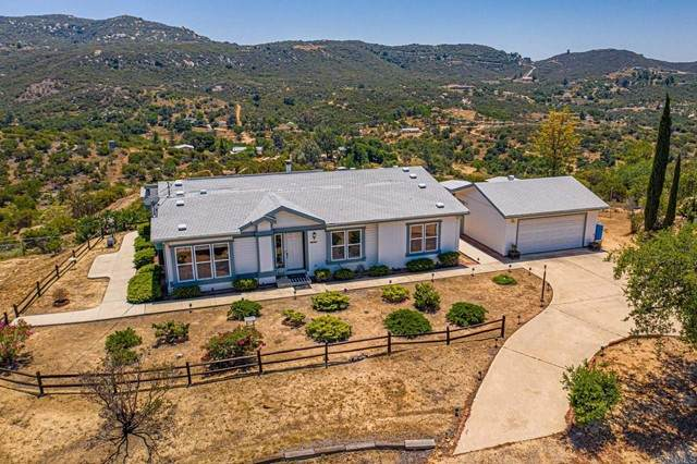 16345 Lawson Valley Rd, Jamul, CA 91935 (#PTP2103926) :: The Marelly Group | Sentry Residential